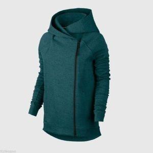 Nike Sportswear Tech Fleece Cape Hoodie Jacket